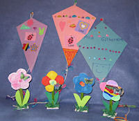 Kites and Mobiles