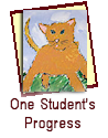 One Student's Progress Gallery